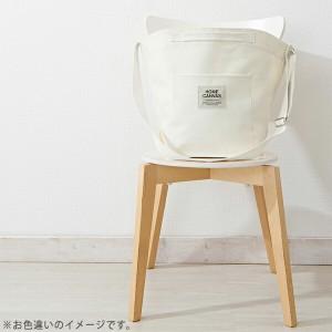 ホームキャンバス ラウンドトート グレー HC-01  [01]