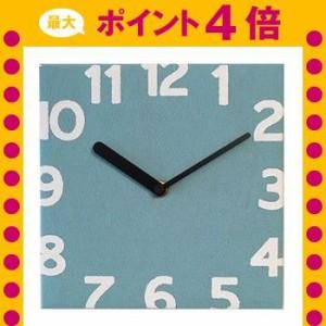 壁掛け時計 Torno ブルー [01]