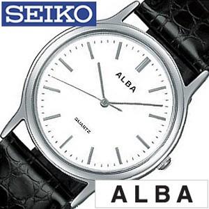 セイコーアルバ腕時計[ALBA時計](SEIKO ALBA 腕時計 アルバ 時計)メンズ時計/AIGN005[