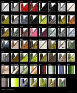 ゲーリーヤマモト 4インチ ヤマセンコー/ 10本入 330 グリーンパンプキン/パープル&スモールコパーフレーク