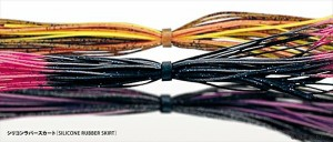 バレーヒル シリコンラバースカートHP #12:クリアー/ゴールド