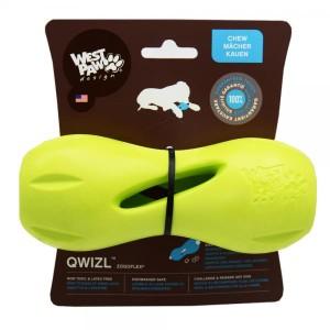 犬 おもちゃ ゾゴフレックス クイズル グリーン L