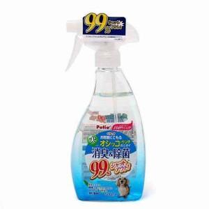 ペティオ ハッピークリーン 犬オシッコ・ウンチのニオイ 消臭&除菌 500ml