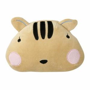 アドメイト アニマルあごまくら リス 犬 おもちゃ クッション