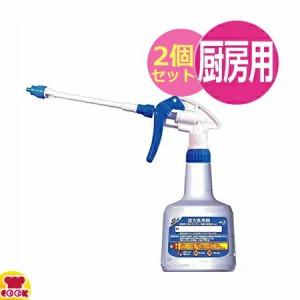 花王 強力洗浄剤 業務用つめかえスプレー容器 ロングノズルタイプ(代引不可)