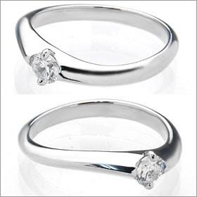 婚約指輪 エンゲージリング!  卸直営!ダイヤモンド 0.221ct  Dカラー VVS1 EXCELLENT H&C 3EX   プラチナ(Pt900)鑑定書付き ラウンド