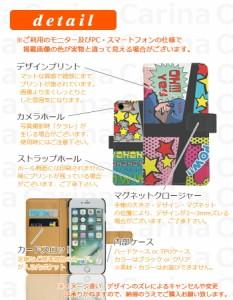 メール便送料無料 ドコモ ギャラクシー ノート エッジ GALAXY Note Edge SC-01G 手帳型スマホケース 【 アメコミ 】 di117 横開き (ドコ