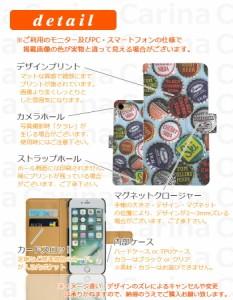 メール便送料無料 ドコモ ギャラクシー ノート エッジ GALAXY Note Edge SC-01G 手帳型スマホケース 【 ボトルキャップ 】 di146 横開き