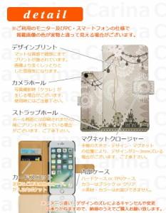 メール便送料無料 ドコモ ギャラクシー ノート エッジ GALAXY Note Edge SC-01G 手帳型スマホケース 【 ガーリーランド 】 di150 横開き