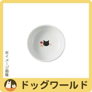 猫壱 ハッピーダイニング 脚付フードボウル L 限定FUJI柄