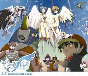 【中古】【ブルーレイ】そらのおとしものf(フォルテ) Blu−ray 第3巻/アニメーション KAXA-2803