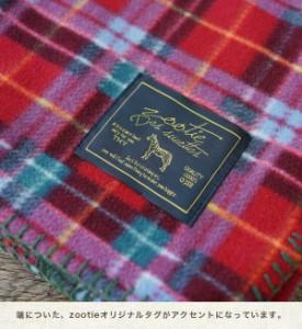 ブランケット ひざ掛け ひざかけ 防寒対策 あったか 毛布 チェック 柄 フリース 暖か / フェイバリット フリース ブランケット [S]