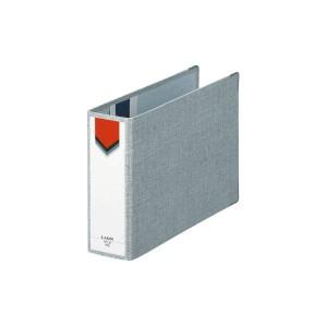 5000円以上送料無料 スモールファイル A5-E 2穴 27mmとじ グレー 生活用品・インテリア・雑貨 文具・オフィス用品 ファイル・バインダー