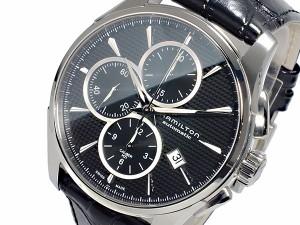 レビューで次回2000円オフ 直送 ハミルトン HAMILTON ジャズマスター JAZZMASTER 自動巻き クロノグラフ メンズ 腕時計 H32596731