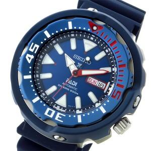 レビューで次回2000円オフ 直送 セイコー SEIKO プロスペックス パディコラボ 200M ダイバーズ 自動巻き メンズ 腕時計 SRPA83J1 ネイビ