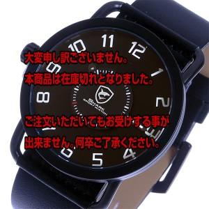 レビューで次回2000円オフ 直送 シャーク スポーツウォッチ caribbean roughshark クオーツ メンズ 腕時計 SH552-BK ブラック