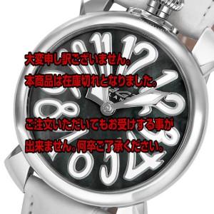 レビューで次回2000円オフ 直送 ガガミラノ GAGA MILANO マニュアーレ MANUALE 腕時計 5020.4