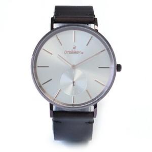 レビューで次回2000円オフ 直送 オロビアンコ OROBIANCO Semplicitus 替えベルト付 腕時計 OR-0061-11 Brown/Brown/Silver