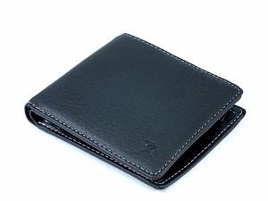 返品可 レビューで次回2000円オフ 直送 アーノルドパーマー ARNOLD PALMER 二つ折り 短財布 AP-S112-BK ブラック