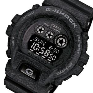 レビューで次回2000円オフ 直送 カシオ Gショック ヘザードカラーシリーズ メンズ 腕時計 GD-X6900HT-1 ブラック