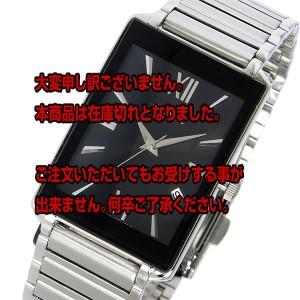 レビューで次回2000円オフ 直送 オリエント ORIENT クオーツ ユニセックス 腕時計 SUNEF008B0 ブラック