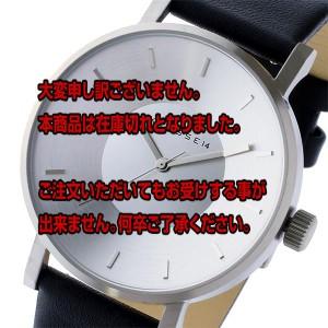 レビューで次回2000円オフ 直送 クラス14 KLASSE14 ヴォラーレ Volare 42mm ユニセックス 腕時計 VO14SR001M シルバー/ブラック