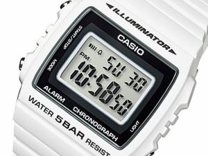 返品可 レビューで次回2000円オフ 直送 カシオ CASIO スタンダード STANDARD メンズ 腕時計 W-215H-7AJF 国内正規