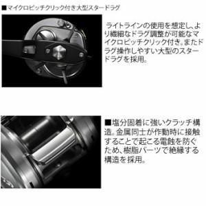 (送料無料) ダイワ 15 キャタリナBJ 200SHL 左ハンドル (ジギング リール)