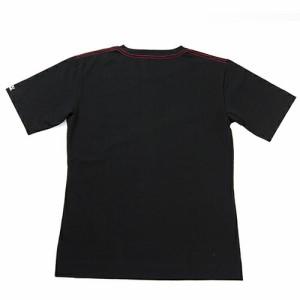 アブガルシア T/Cクイックドライ トビーTシャツ ブラック (フィッシングウエア)