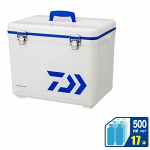 ダイワ スノーライン S2400 ホワイト/ブルー (クーラーボックス)