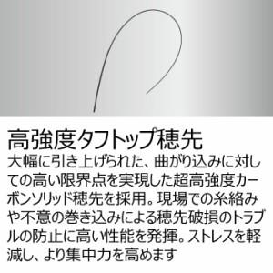 宇崎日新 アグレッサー雷牙 硬調 2707 (渓流竿)