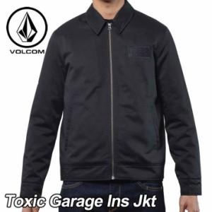 volcom ボルコム ジャケット メンズ Toxic Garage Ins Jkt ガレージジャケット アウター トップス ヴォルコム