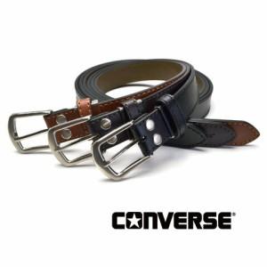 コンバースベルト メンズ/ビジネス/牛革/合成皮革/CV1905G/BLACK/DARK BROWN/ブラック/ダークブラウン/ブラウン