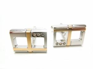 カフス/タイピン2点セット【CF−51-Y】メンズ アクセサリー