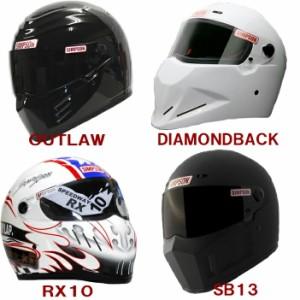 【SIMPSON】シンプソンヘルメット ミラーシールド SB13 OUTLAW RX10 DIAMONDBACK対応 フリーストップ
