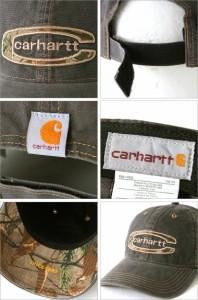 カーハート (Carhartt) キャップ メンズ 大きい カーハート 帽子 キャップ 大きいサイズ キャップ メンズ