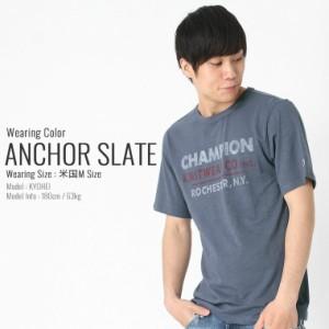 チャンピオン Champion tシャツ メンズ 半袖 ブランド 大きいサイズ メンズ champion tシャツ ヘリテージ ビッグロゴ