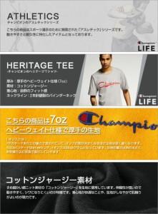 Champion チャンピオン tシャツ メンズ 半袖 大きいサイズ メンズ tシャツ チャンピオン ロゴtシャツ ヘビーウェイト tシャツ