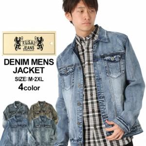 gジャン メンズ ジージャン デニムジャケット 大きいサイズ メンズ 春 アウター ジャケット メンズ 春 カジュアル デニム