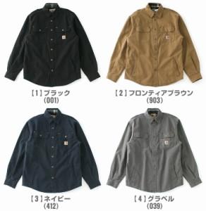 カーハート CARHARTT カーハート ジャケット メンズ 秋冬 シャツジャケット 大きいサイズ メンズ 作業着 作業服