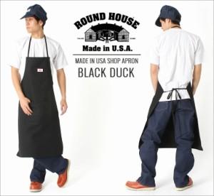 ROUND HOUSE ラウンドハウス エプロン 大きいサイズ 男性用 エプロン 男性用 大きいサイズ メンズ 作業着 作業服