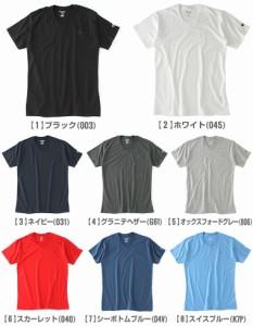 Champion チャンピオン Tシャツ メンズ 半袖 男 大きいサイズ 無地 半袖tシャツ Vネック tシャツ 無地 アメカジ ストリート ブランド