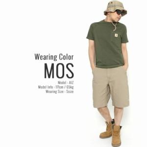 Carhartt カーハート Tシャツ メンズ 半袖 大きいサイズ メンズ 半袖tシャツ アメカジ tシャツ 無地 ポケット tシャツ ポケット付き