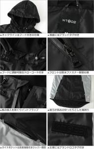 【送料299円】 wt02 ウィンドブレーカー メンズ ナイロンジャケット メンズ ストリート 大きいサイズ メンズ ブルゾン メンズ 防寒