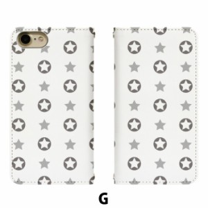 スマホケース 手帳型 Galaxy S8 SC-02J 携帯ケース SC-02J スタードット docomo Galaxy カバー bn221