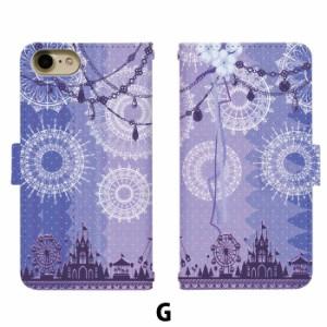 スマホケース 手帳型 アイフォン6s iPhone6s 携帯ケース iPhone6s ガーリーランド apple iPhone カバー di150