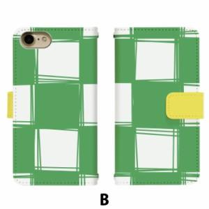 スマホケース 手帳型 Disney Mobile on docomo SH-05F 携帯ケース SH-05F モザイクチェック docomo Disney Mobile カバー di229