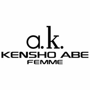 〔ギフト〕ケンショウ・アベ パイピングロゴワンタッチ傘 BK OABL-35JA