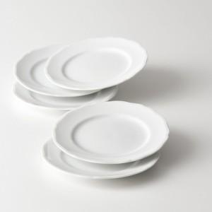 〔ギフト〕ニコリ パン皿 5枚組 MC1530-15