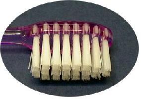 【メール便発送】リラックス歯ブラシ〔アルイオン歯ブラシフラット毛FHH-001〕3本セット